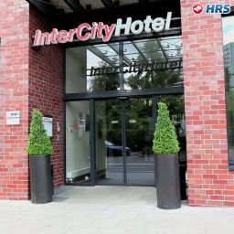 Vista exterior InterCityHotel