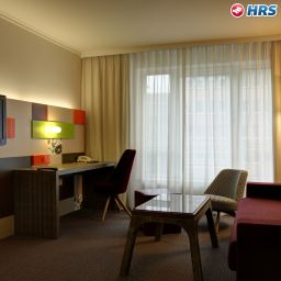 Junior suite pentahotel Leipzig