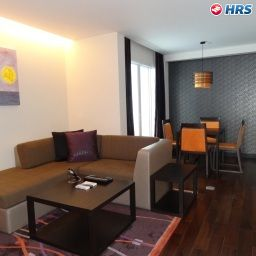 Junior Suite Radisson Suites Bangkok Sukhumvit