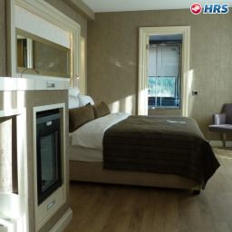 Room Limak Eurasia Luxury Hotel on Asia - side