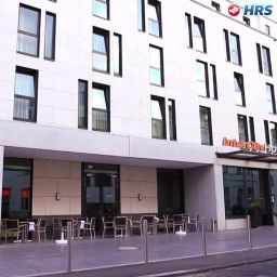 Exterior view InterCityHotel Bonn