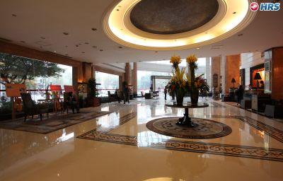 Hall de l'hôtel Tibet