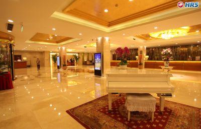 Hall de l'hôtel Sunworld Dynasty