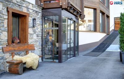 Exterior view Europe Hotel & SPA Zermatt (Valais)