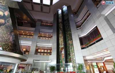 Hall de l'hôtel Best Western Shenzhen Felicity