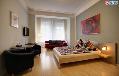 Chambre 1A Apartment Pension-Guesthouse Berlin