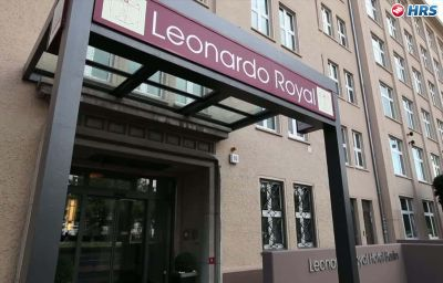 Фасад Leonardo Royal Berlin