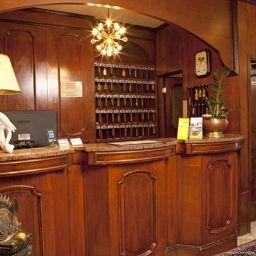 Hall de l'hôtel Quality Hotel Bavaria