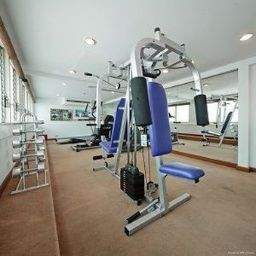 Wellness/fitness area Check Inn Regency Park Bangkok (Bangkok Metropolitan Region)