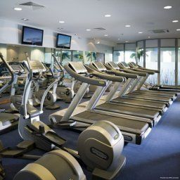 Wellness/fitness area Crowne Plaza READING Reading (England)