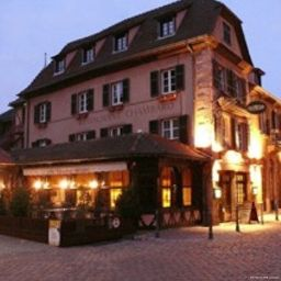 Exterior view Le Chambard Chateaux et Hotels Collection Kaysersberg (Alsace)