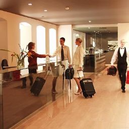 Hotelhalle Navalis