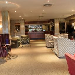 Hotel bar Brook Mollington Banastre Hotel & Spa
