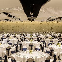 salle de banquet Crowne Plaza COOGEE BEACH-SYDNEY