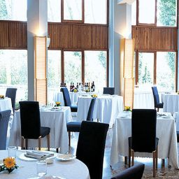 Restaurante Green Park Resort Livorno (Toskana)