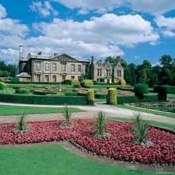 Фасад Coombe Abbey Coventry (England)