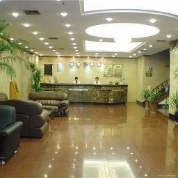 Hotelhalle Shanghai Gan Yuan Hotel