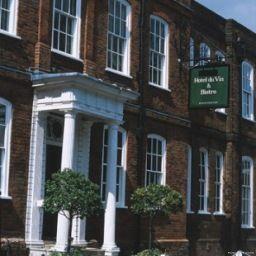 Widok zewnętrzny Hotel du Vin Winchester