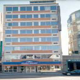 Exterior view HOWARD JOHNSON HOTEL TORONTO Toronto (Ontario)
