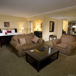 Suite Crowne Plaza EDISON Edison (New Jersey)