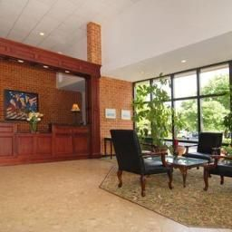 Hall Comfort Inn Central Williamsburg (Virginia)