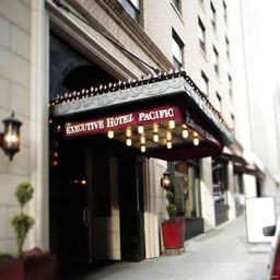Exterior view EXECUTIVE HOTEL PACIFIC Seattle (Washington)