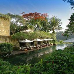 Widok zewnętrzny Maya Ubud Resort & Spa