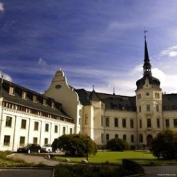 Exterior view Schlosshotel Ralswiek