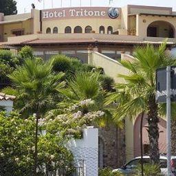 Exterior view Tritone