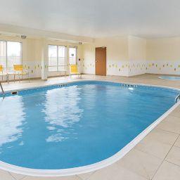 Sala spa/fitness Fairfield Inn & Suites Lincoln