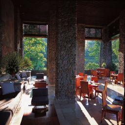 Bar hotelowy Alila Ubud