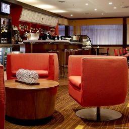Bar de l'hôtel Courtyard Ottawa Downtown