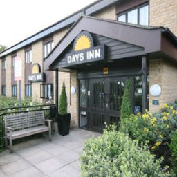 Vista exterior Days Inn Bradford South Welcome Break Service Area Bradford (England)