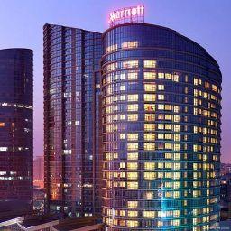 Außenansicht Nanning Marriott Hotel