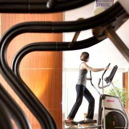 Wellness/Fitness Nanning Marriott Hotel
