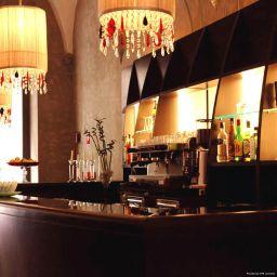 Hotel bar Borghese Palace Art Hotel