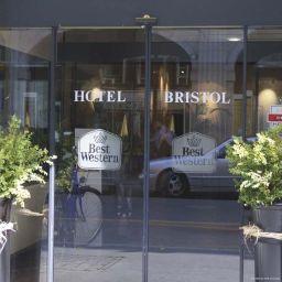 Exterior view BEST WESTERN Hotel Bristol