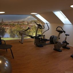 Wellness/fitness area BEST WESTERN Hotel Bristol