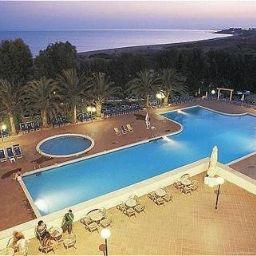 Piscina Paradise Beach Resort