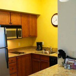 Room Residence Inn Denver City Center Denver (Colorado)
