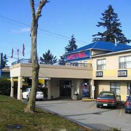 Exterior view HAPPY DAY INN Burnaby (British Columbia)