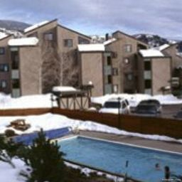 Piscina THE WEST CONDOMINIUMS Steamboat Springs (Colorado)