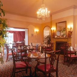 Restaurant Stratton House Cirencester (Cotswold, England)