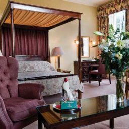 Chambre Stratton House Cirencester (Cotswold, England)
