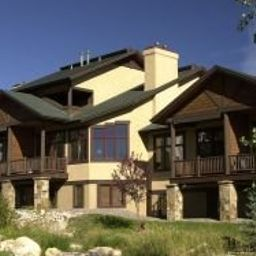 Фасад WATERSTONE TOWNHOMES Steamboat Springs (Colorado)