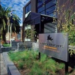 Vista exterior ALBERT HEIGHTS EXECUTIVE APARTMENTS Melbourne (State of Victoria)
