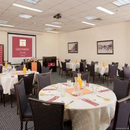 Sala de banquetes Leonardo Club Hotel Tiberias