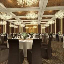 Sala de banquetes Doubletree Hilton