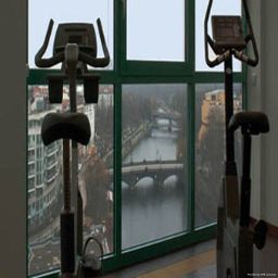 Wellness/Fitness Abion Villa Suites Berlin