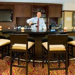Bar del hotel Courtyard Sioux Falls
